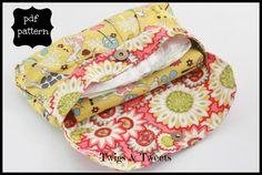 DIY Diaper Clutch Pattern