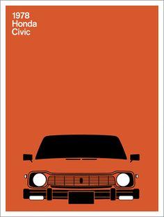 Julian Montague | Honda Civic 1978