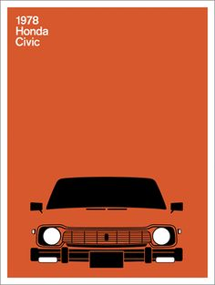 Julian Montague   Honda Civic 1978