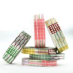 Image of Textile Washi Tape