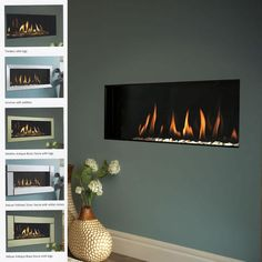 Gas Fires, Electric Fires, Fireplace Surrounds, Boiler Servicing in Wrexham, North Wales Wall Gas Fires, Log Fires, Interior Decorating, Decorating Ideas, Interior Design, Electric Fires, Gas Logs, Fireplace Surrounds, Durham
