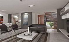 Salas de estilo Moderno por Chazarreta-Tohus-Almendra