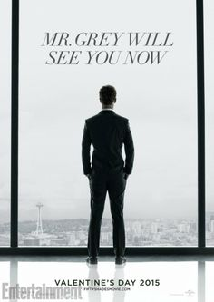 Fifty Shades First Teaser Poster