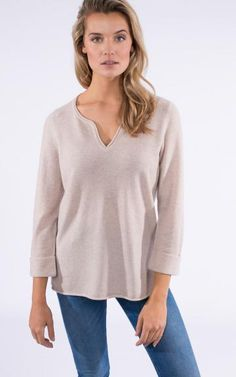 Basic cashmere crew-neck cardigan by @REPEAT cashmere #cashmere ...