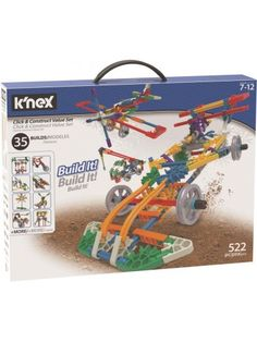 Buy K'Nex - Click & Construct Value Building Set Boxed online or in store at Mr Toys. Browse our Knex range at great prices. Boxing Online, Friend Logo, Toy Store, Finding Yourself, Construction, Toys, Building, Activity Toys, Clearance Toys
