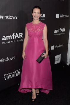 Kristen Davis at amFAR's LA Gala