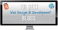 101 Best Web Design and Development Blogs via @DashBurst