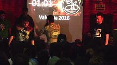 MolyMaker vs Rash (Dieciseisavos) – Gold Battle 2016 Regional Valencia -  MolyMaker vs Rash (Dieciseisavos) – Gold Battle 2016 Regional Valencia - http://batallasderap.net/molymaker-vs-rash-dieciseisavos-gold-battle-2016-regional-valencia/  #rap #hiphop #freestyle