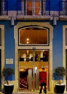 Heritage Avenida Liberdade, hotel in the historic center of Lisbon Lisbon City, Luxury Accommodation, 4 Star Hotels, Portugal, History, Historia