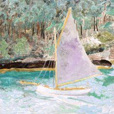 WINIFRED NICHOLSON  Feock Creek