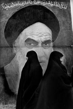 Marc Riboud. Iran