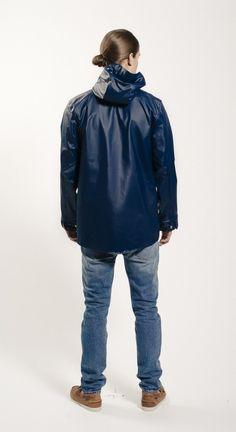 Sandhamn Jacket 309 - Dark Blue Grundéns Originals