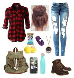 """""""Hiking"""" by pastelkittycat1285 on Polyvore"""