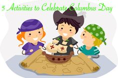 5 Activities to Celebrate Columbus Day (Oct. 12). The legacy of Christopher Columbus is a controversial topic, but the Age of Exploration that began with his voyage to America is a major turning point in history. Acknowledging that significance is important in the Social Studies curriculum, so here are five activities and lesson plans that celebrate exploration.