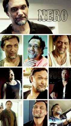 I really, really like Nero's character on the show......maybe because I like Jimmy Smits to begin with! I hope Nero don't go down the dark park next season....but I'm afraid it looks like he's going to!