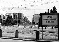 Berlin, Wertheim Dep. Store ca 1946