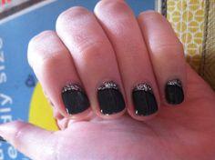 My NYE nails.