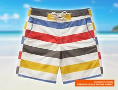 5 Best Mens Board Shorts because you DEFINITELY need a pair (of shorts)..