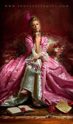 Работы Romantic Art by Jon Paul (261 работ)