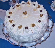 Ostfriesen - Torte, ein schönes Rezept aus der Kategorie Torten. Bewertungen: 11. Durchschnitt: Ø 4,3.