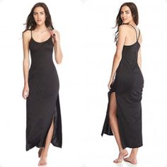 """NWT Free People Summer Maxi Dress Always chic in a long silhouette Roundneck Sleeveless Racerback About 60"""" from shoulder to hem Rayon Hand wash Imported No trades. Generous discount with bundle. Free People Dresses Maxi"""