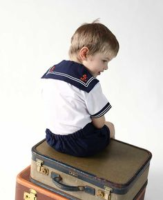 toddler sailor suit - Google Search
