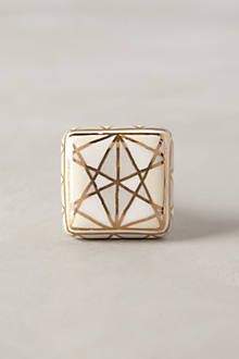 Mother-Of-Pearl Knob - anthropologie.com