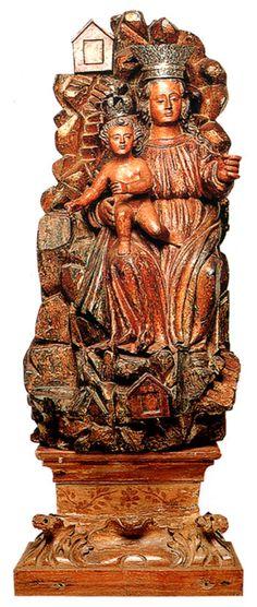 Madonna and Child (Museu de Arte Sacra Sao Paulo)