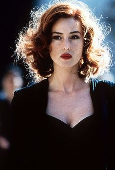 Here, a look at the most striking Italian beauties of all time: Monica Bellucci