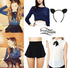 Ariana Grande's Clothes & Outfits | Steal Her Style | Page 13