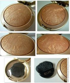 Review: Milani Baked Bronzer in Soleil