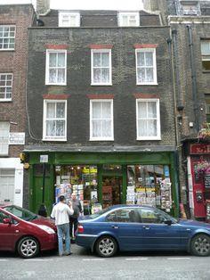 88 Dean Street, Soho, London