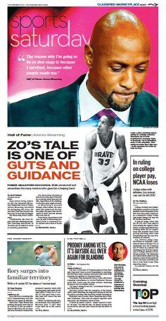 Sports, Aug. 9, 2014.
