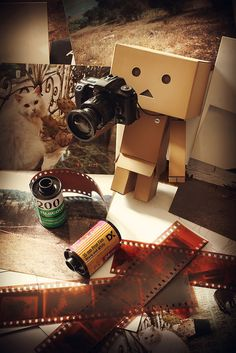Nostalgic Danbo by Grishnàkh, via Flickr