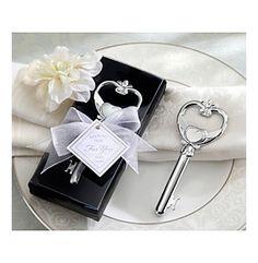 Kate Aspen 11003NA Key To My Heart Victorian Style Bottle Opener