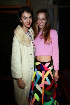 Marta Ferri Photos - Bugatti and L'Uomo Vogue Collection Party - Inside - Milan Fashion Week Menswear Autumn/Winter 2014 - Zimbio