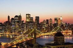 New York City, another place I want to visit with Jennifer
