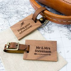 Personalised Luggage Tag Mr And Mrs - last-minute gifts