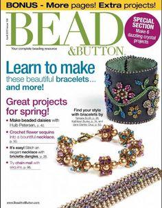 Bead Button April 2012