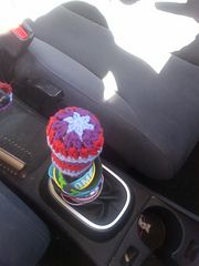 Ravelry: Steering wheel cover pattern pattern by Nicole Hancock