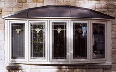 bow windows - Hanke Brothers has been serving Arkansas for more than 40 years. They have provided the best in windows, siding, bathroom remodels & more. www.hankebrothers.com