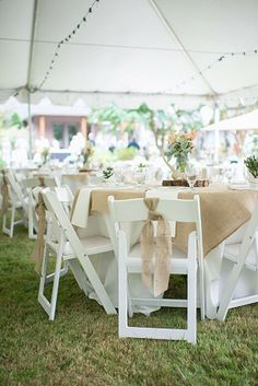 rustic wedding decor different chair decors