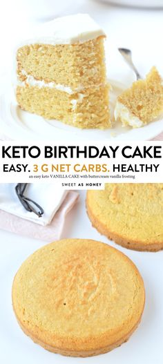 Keto Friendly Desserts, Low Carb Desserts, Low Carb Recipes, Dessert Recipes, Diabetic Cake Recipes, Stevia Recipes, Diabetic Meals, Breakfast Recipes, Vegetarian Recipes