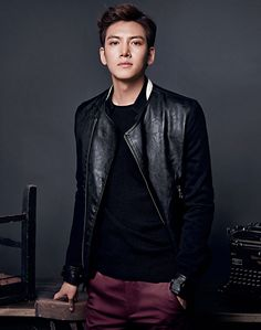 Ji Chang Wook for ADHOC F/W 2014
