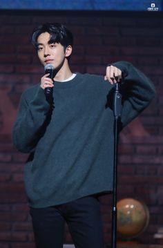 181124 Nam Joo Hyuk's Japan Fan Meeting - Current Nam Joo Hyuk Selca, Kim Joo Hyuk, Nam Joo Hyuk Lee Sung Kyung, Nam Joo Hyuk Cute, Jong Hyuk, Lee Jong Suk, Handsome Korean Actors, Handsome Boys, Weighlifting Fairy Kim Bok Joo