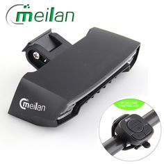 Cmeilan X5 Smart Bicycle Light Bike rear tail Led Light Wireless Control  Laser Beam Chargeable Cycling Light Meilan X5