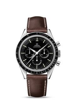 CHRONOGRAPH 39.7 mm Omega Chronograph, Watches For Men, Mens Watches  Leather, Omega Speedmaster ef871f51e711
