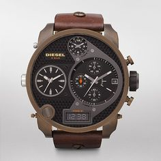 diesel watch. Not for me... But really nice for a guy!