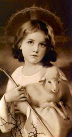 Jesus as a child... http://rosary-for-peace.blogspot.ca