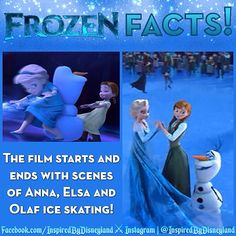 Frozen Facts!